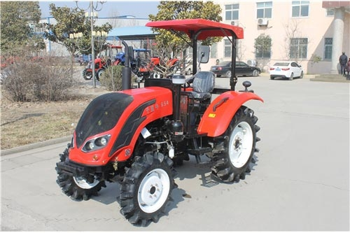 QLN-550/554 tractor (55hp 40.4KW 2/4WD)