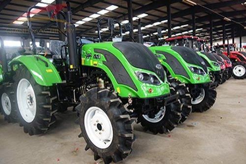 Hot Sale Agricultural Tractors And Farm Equipment Exported To Indonesia