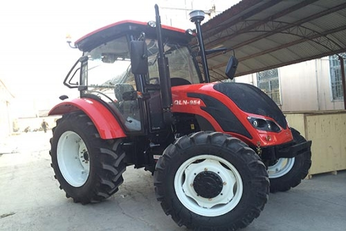 QLN-950/954 tractor (95hp 70KW 2/4WD)