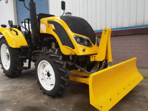 QLN 60HP Farm Tractor with Farm Implements Sale To Philippines